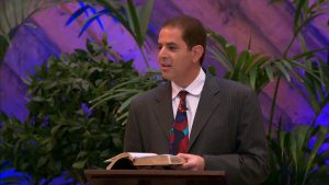 Pastor Russ Jacobson