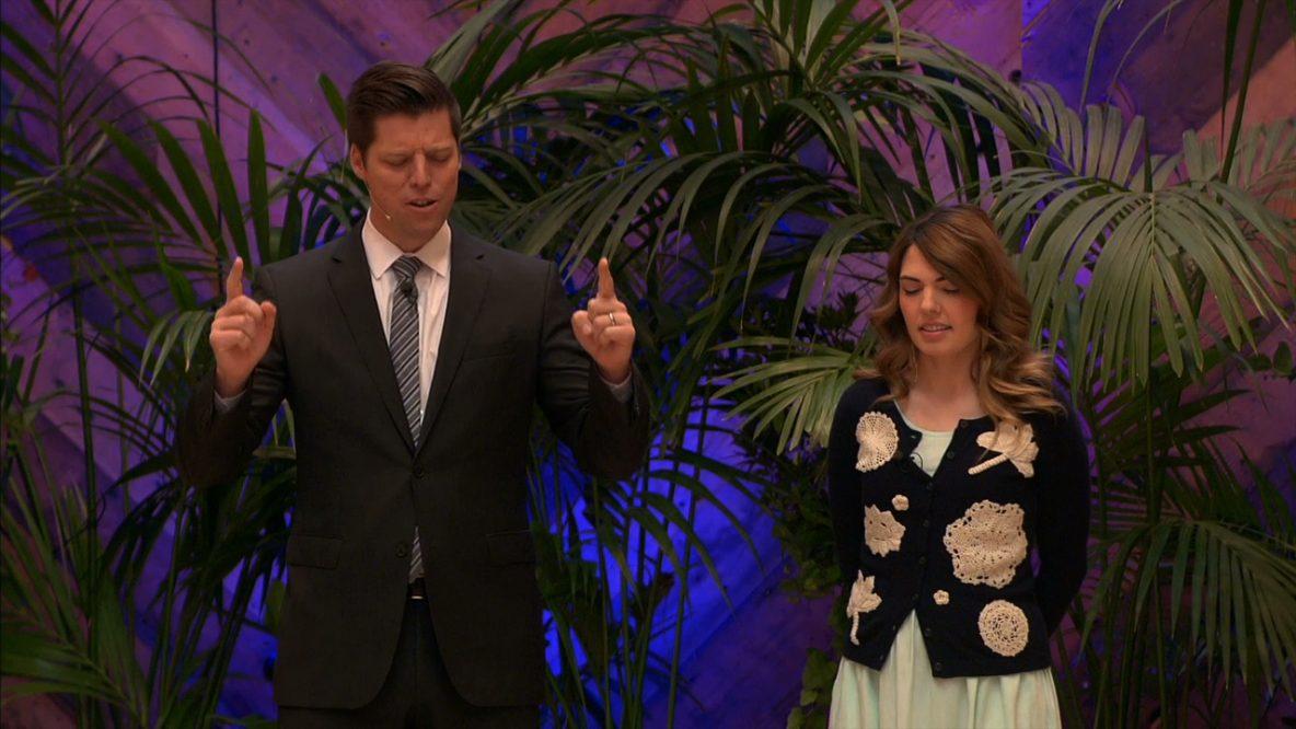 Bobby & Hannah Schuller - Trust Like Jesus - Hour of Power