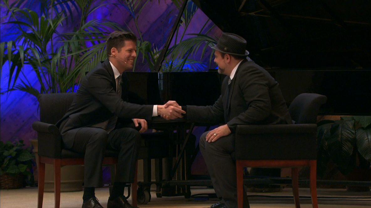 Bobby Schuller & Rabbi Jason Sobel on Hour of Power