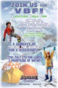 Shepherd's Grove - Vacation Bible Fun