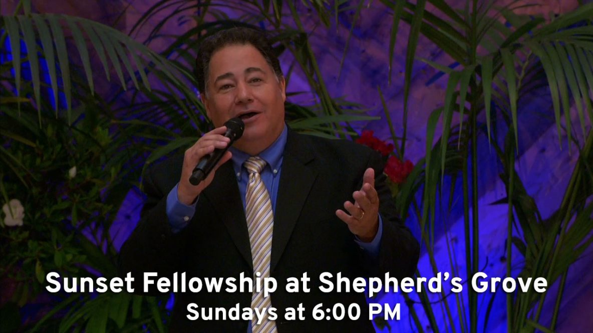 Sunset Fellowship at Shepherd's Grove