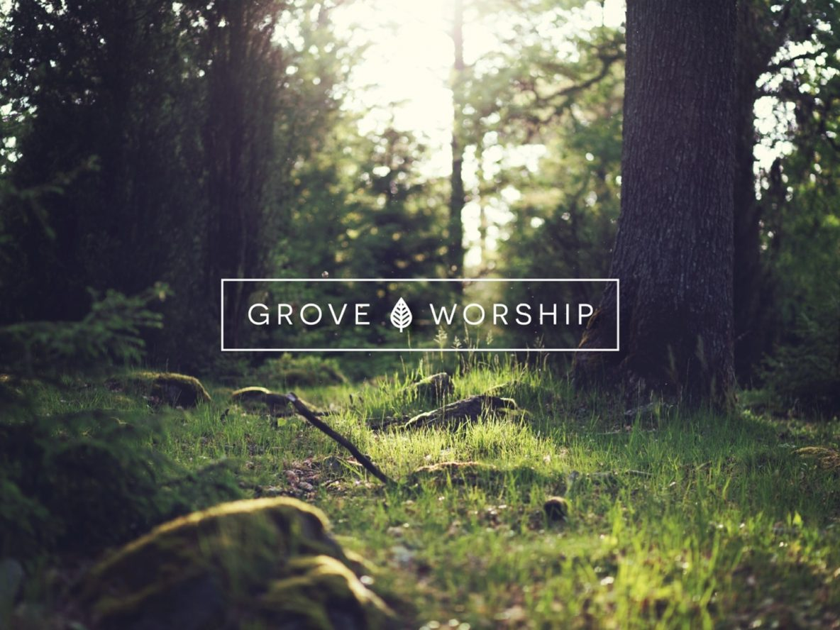 Grove Worship - Album Art