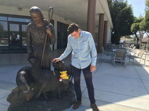Bobby Schuller plays Pokemon Go and recognizes it is bringing new people to church.
